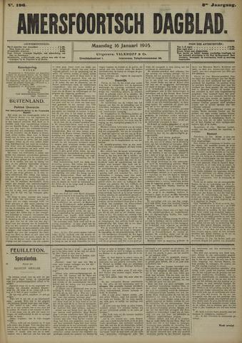 Amersfoortsch Dagblad 1905-01-16