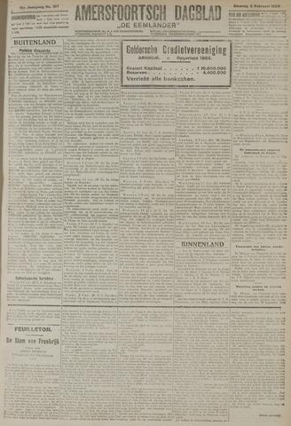 Amersfoortsch Dagblad / De Eemlander 1920-02-03