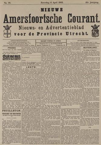 Nieuwe Amersfoortsche Courant 1912-04-06