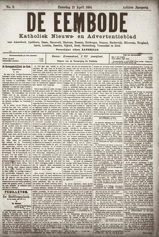De Eembode 1894-04-21