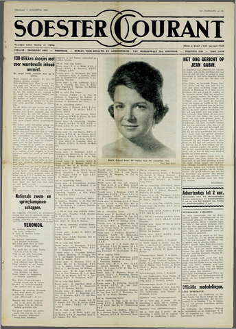 Soester Courant 1962-08-03