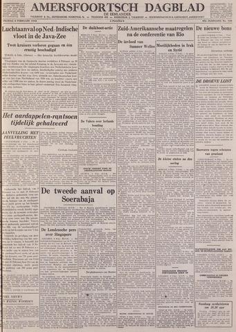 Amersfoortsch Dagblad / De Eemlander 1942-02-06
