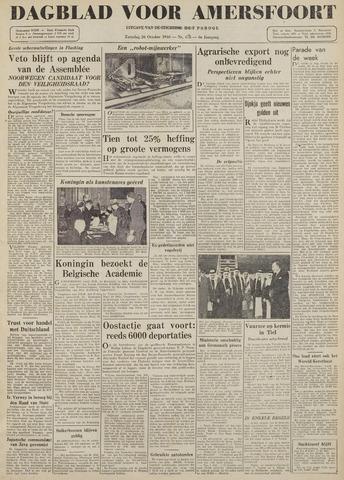 Dagblad voor Amersfoort 1946-10-26