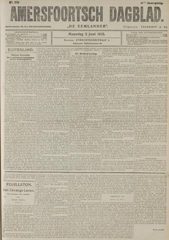 Amersfoortsch Dagblad / De Eemlander 1913-06-02
