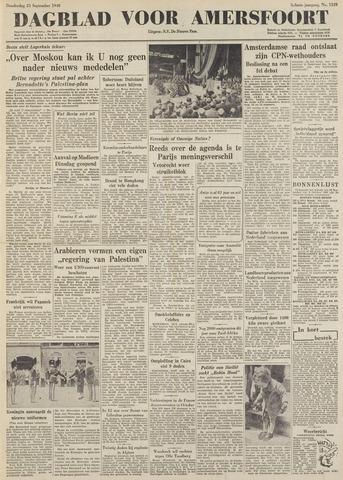 Dagblad voor Amersfoort 1948-09-23