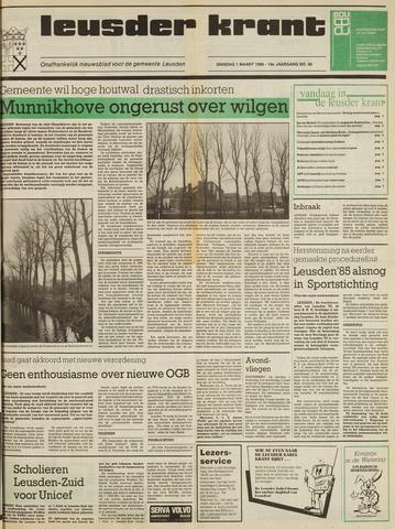 Leusder Krant 1988-03-01
