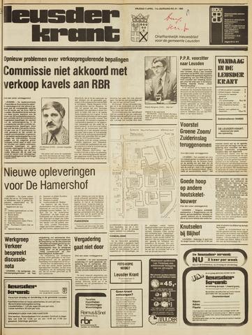 Leusder Krant 1980-04-11