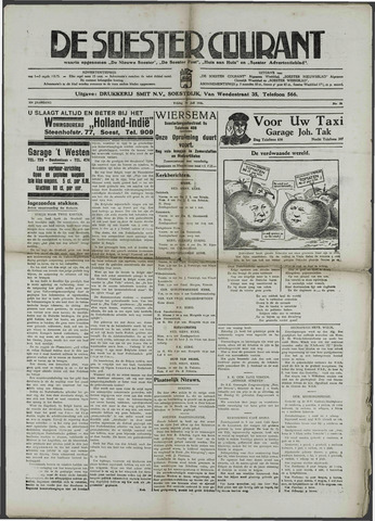Soester Courant 1936-07-24