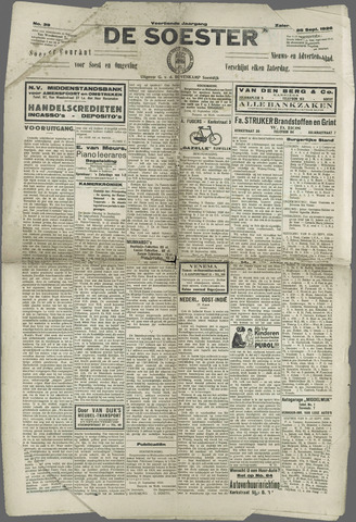 Soester Courant 1926-09-25