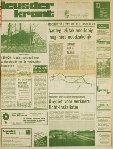 Leusder Krant 1974-12-19