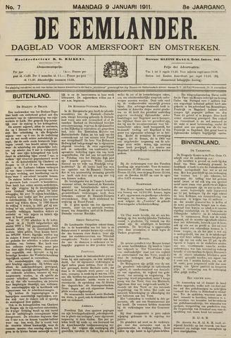 De Eemlander 1911-01-09