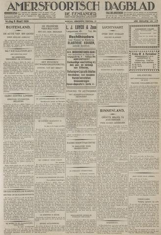 Amersfoortsch Dagblad / De Eemlander 1928-03-09