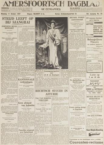 Amersfoortsch Dagblad / De Eemlander 1937-10-11