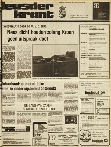 Leusder Krant 1977-12-15