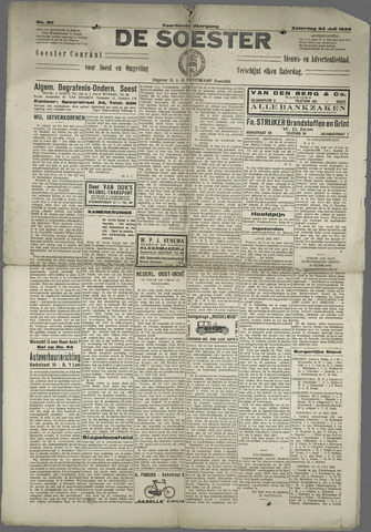 Soester Courant 1926-07-24