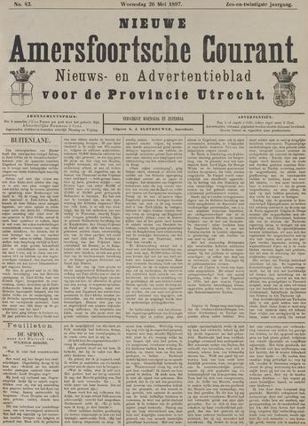 Nieuwe Amersfoortsche Courant 1897-05-26