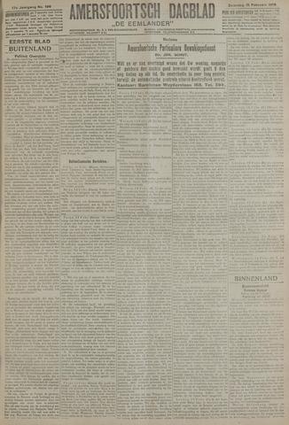 Amersfoortsch Dagblad / De Eemlander 1919-02-15