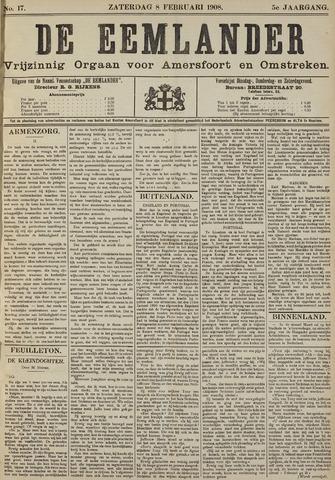De Eemlander 1908-02-08