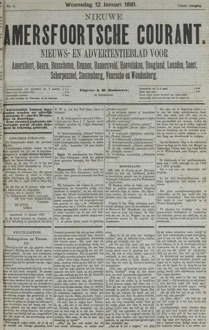 Nieuwe Amersfoortsche Courant 1881-01-12
