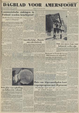 Dagblad voor Amersfoort 1949-08-19