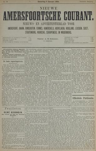 Nieuwe Amersfoortsche Courant 1884-01-05