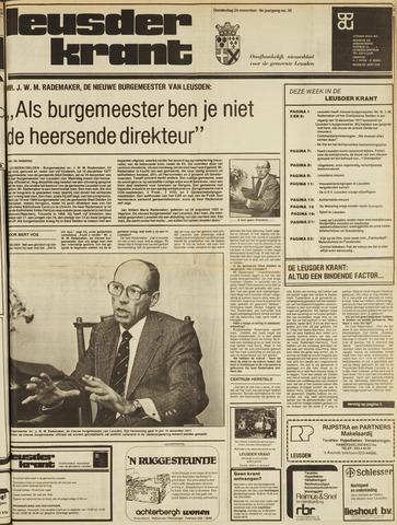 Leusder Krant 1977-11-24