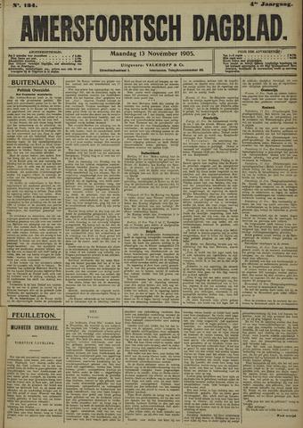 Amersfoortsch Dagblad 1905-11-13