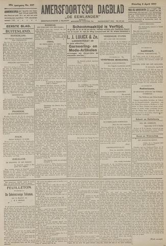 Amersfoortsch Dagblad / De Eemlander 1927-04-05