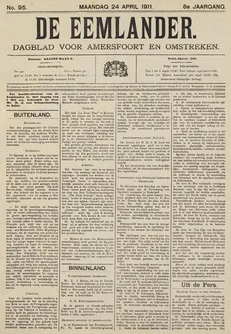 De Eemlander 1911-04-24