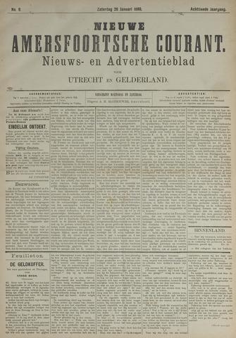 Nieuwe Amersfoortsche Courant 1889-01-26