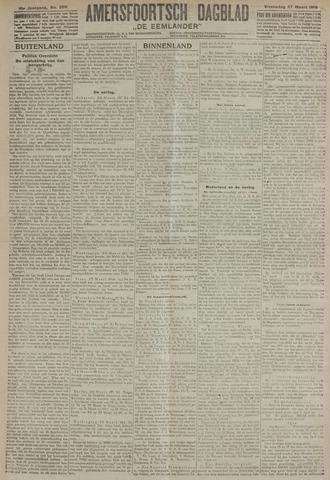 Amersfoortsch Dagblad / De Eemlander 1918-03-27