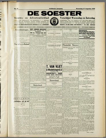 De Soester 1930-08-27