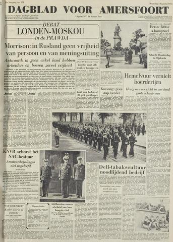 Dagblad voor Amersfoort 1951-08-01