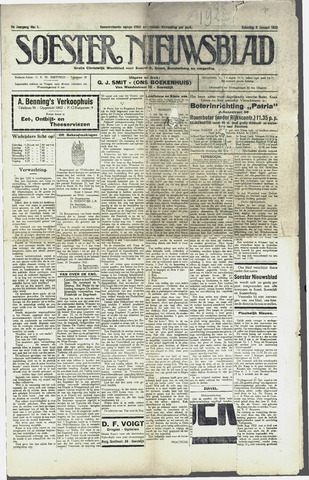 Soester Courant 1923-01-06