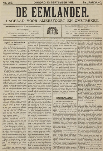 De Eemlander 1911-09-12