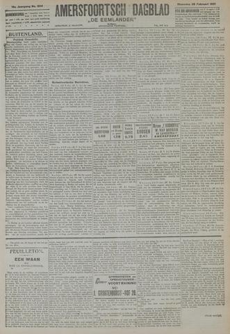 Amersfoortsch Dagblad / De Eemlander 1921-02-28