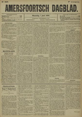 Amersfoortsch Dagblad 1909-06-07