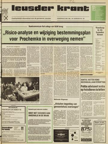 Leusder Krant 1985-05-09