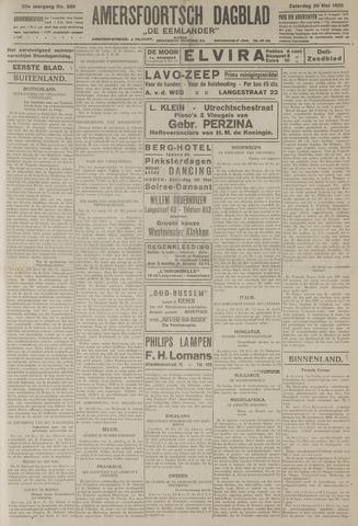 Amersfoortsch Dagblad / De Eemlander 1925-05-30