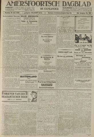 Amersfoortsch Dagblad / De Eemlander 1930-06-30