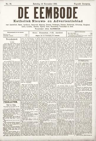 De Eembode 1895-11-16