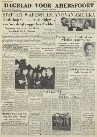 Dagblad voor Amersfoort 1951-06-30