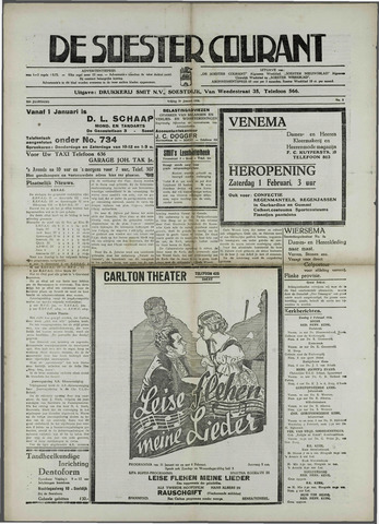 Soester Courant 1936-01-31