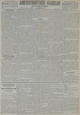 Amersfoortsch Dagblad / De Eemlander 1921-07-18