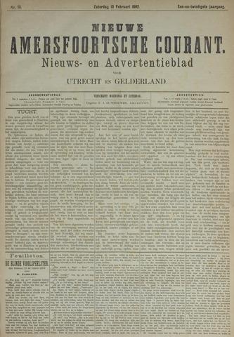 Nieuwe Amersfoortsche Courant 1892-02-13