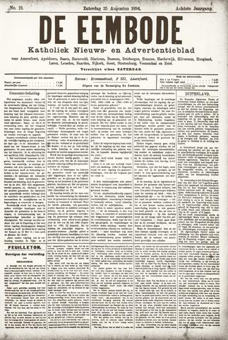De Eembode 1894-08-25