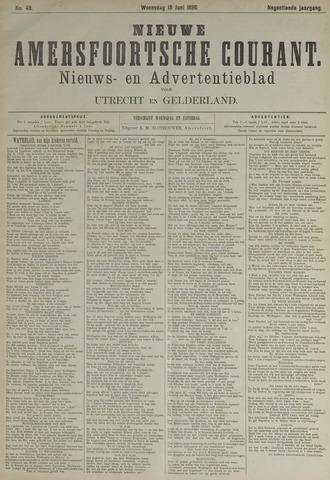 Nieuwe Amersfoortsche Courant 1890-06-18