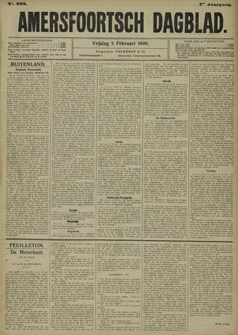 Amersfoortsch Dagblad 1909-02-05
