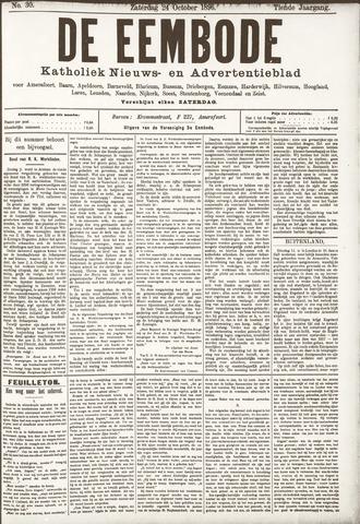 De Eembode 1896-10-24