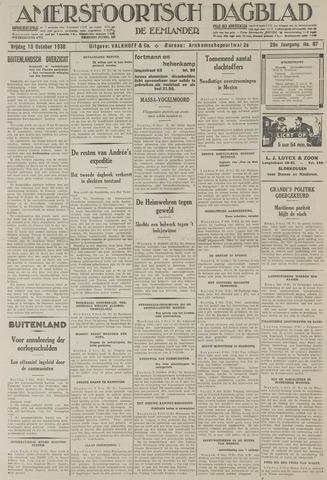 Amersfoortsch Dagblad / De Eemlander 1930-10-10